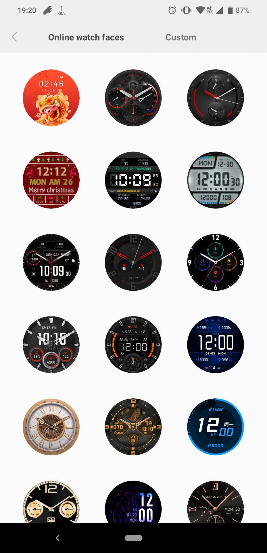 Обзор умных часов Amazfit GTR