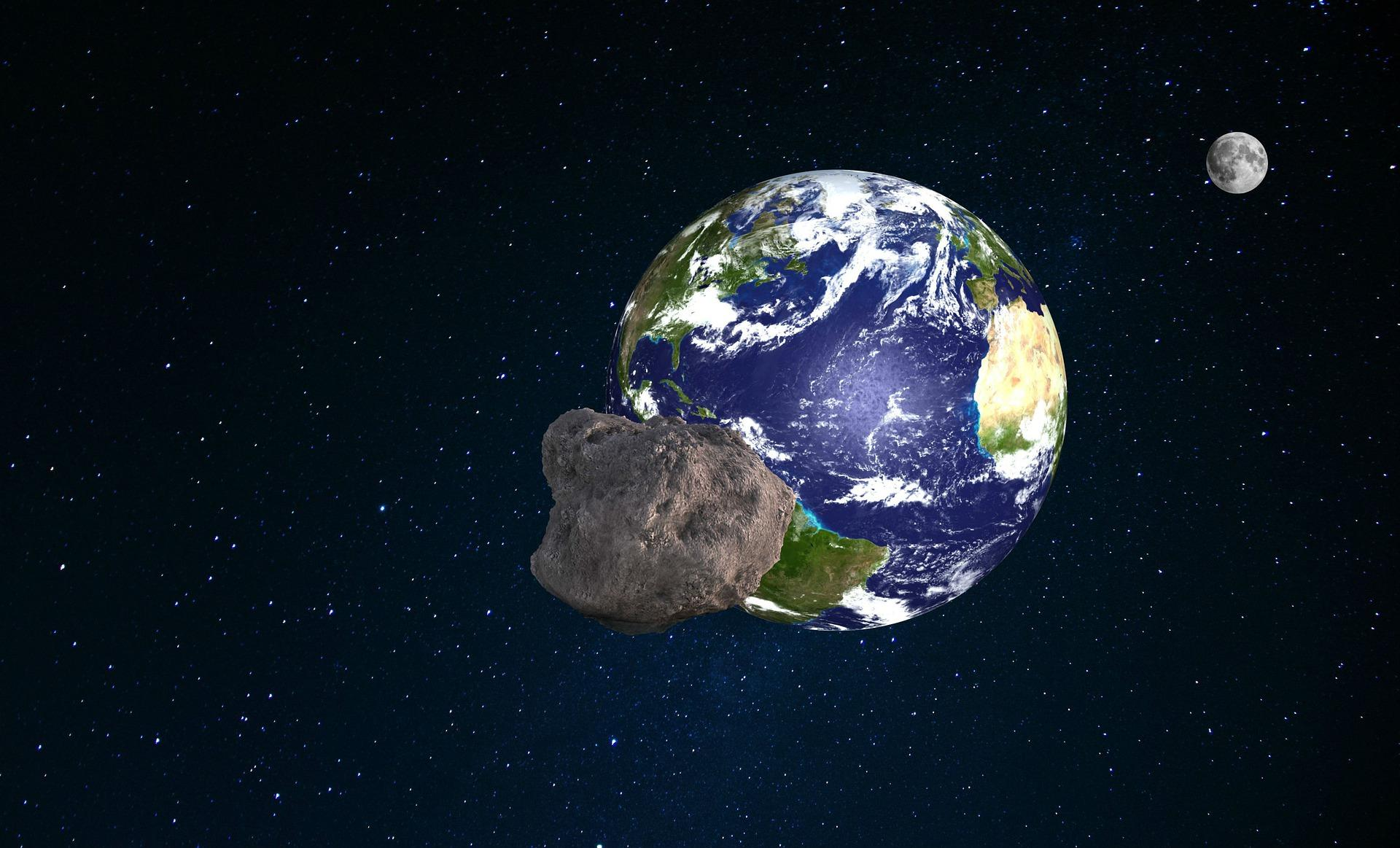 Огромный астероид пролетит мимо Земли. Планета непострадает, ночем чревато?