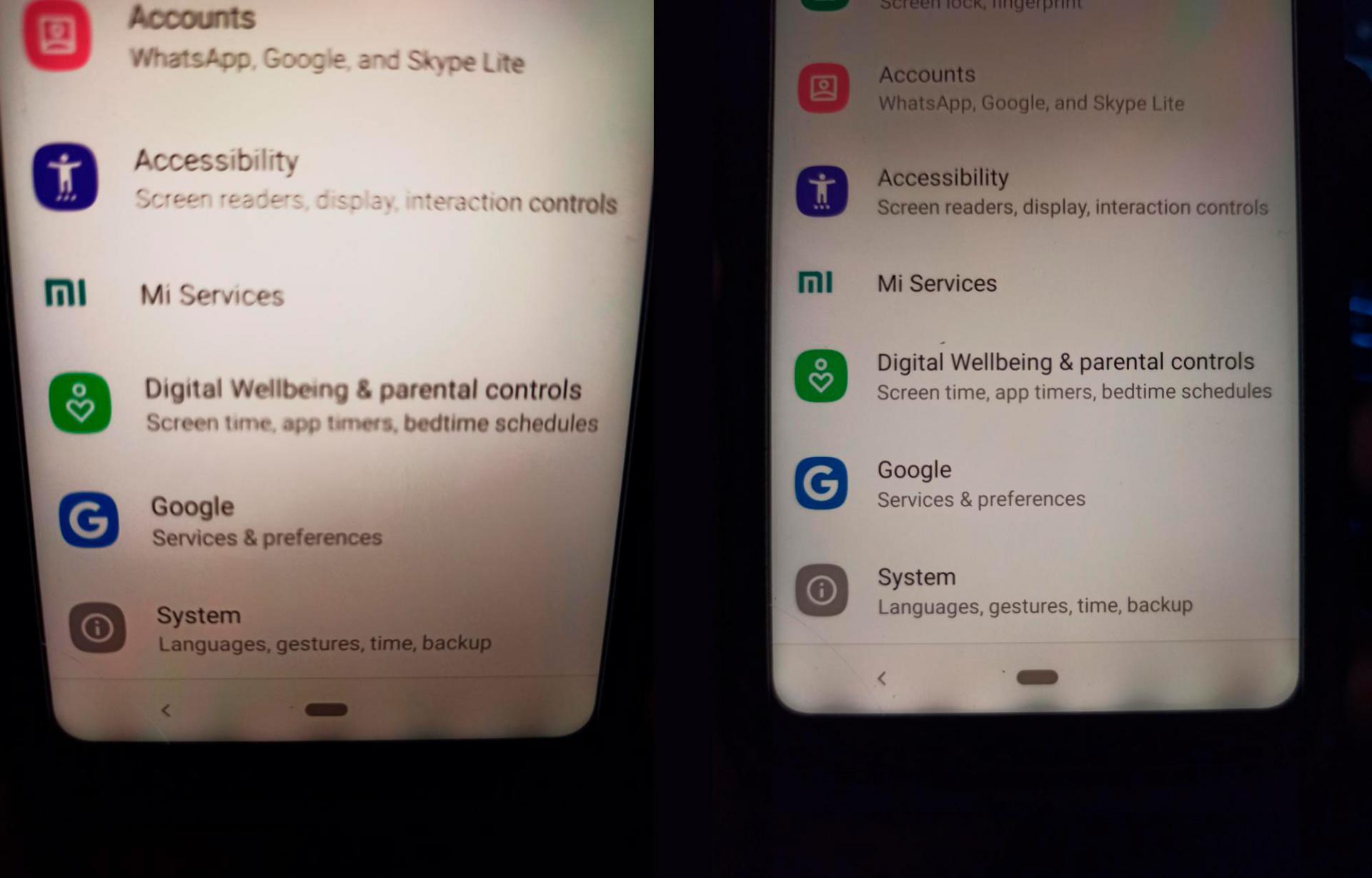 Осторожно: обновление отXiaomi фатальноубивает экраны смартфонов