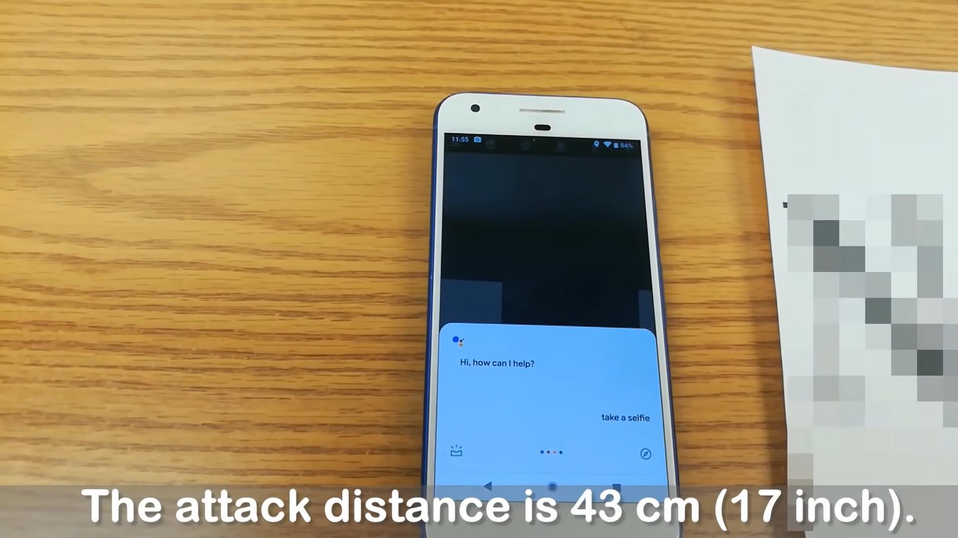 Смартфоны наAndroid можно взломать ультразвуком