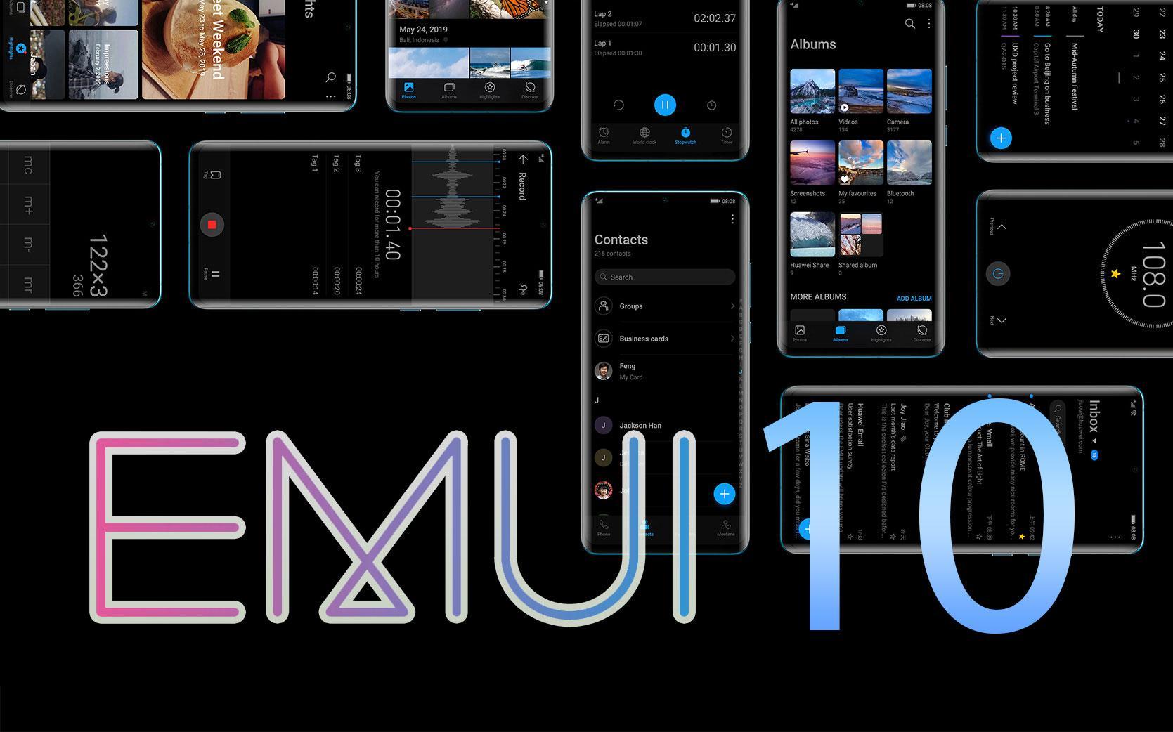 Владельцы Honor 20, 20 Pro иView 20 начали получать обновления доMagic UI3.0