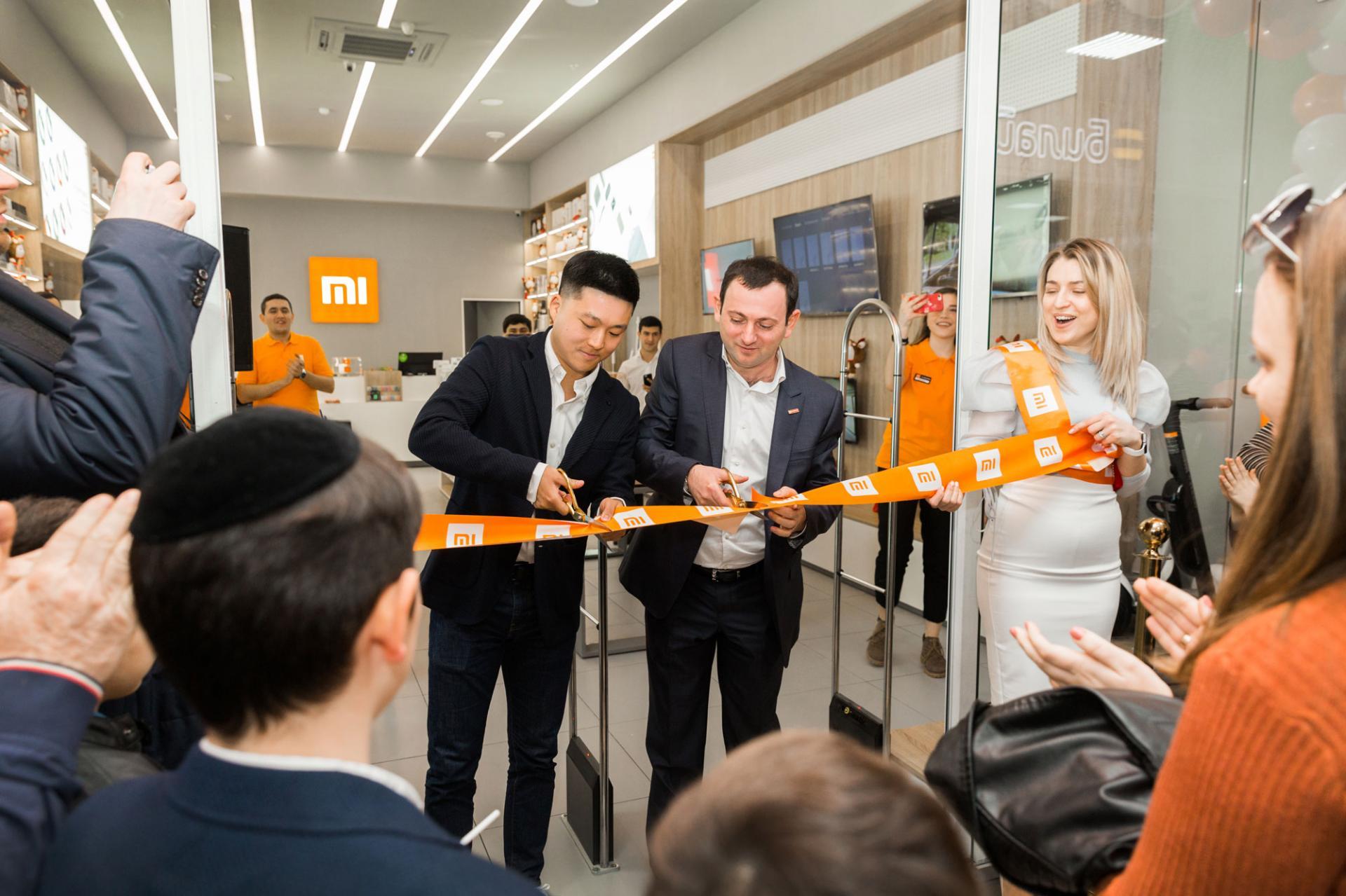 Xiaomi уже открыла вРоссии 100 своих магазинов ипланирует еще 100 втечение 2020 года