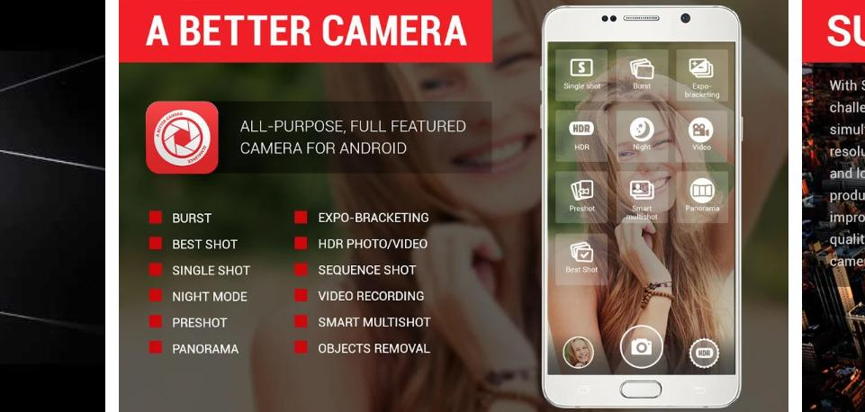 5 самых крутых приложений для камеры Android в2020 году