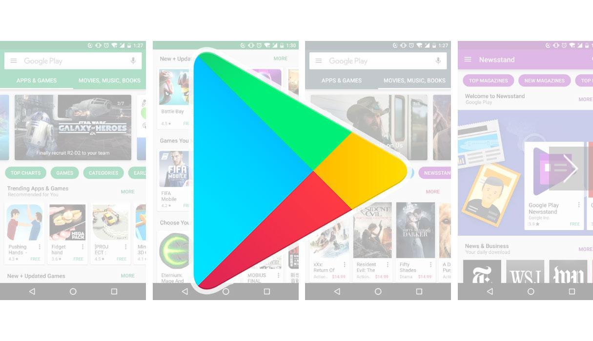 Google Play Store обновился до20.2.09. Рассказываем, где скачать