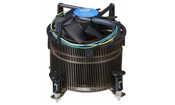 Intel выпустила высокий процессорный кулер TS15A для сокета LGA 1200
