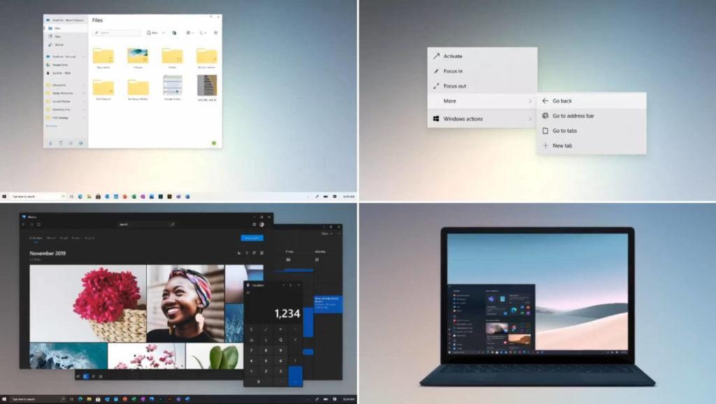 Microsoft планирует выпустить Windows 10 X, продолжая поддерживать Windows 10