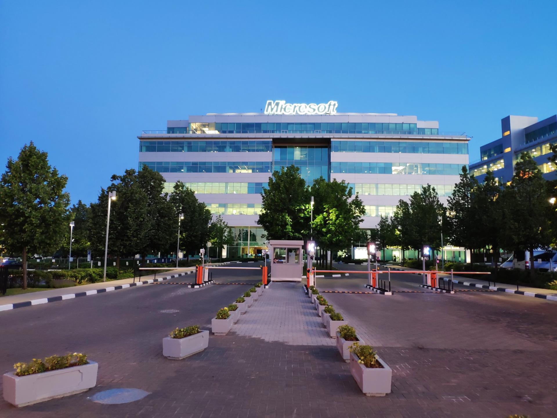 Microsoft запланировала долгий карантин — дооктября