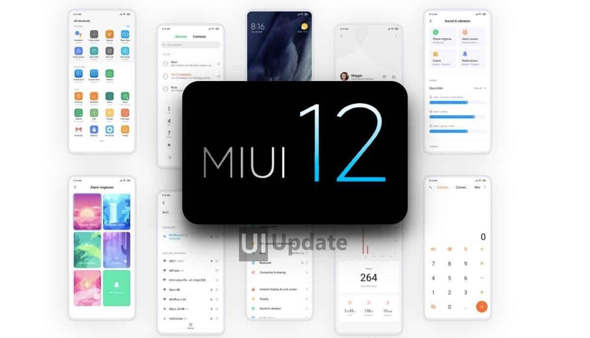 MIUI 12 уже можно скачать для 28 смартфонов