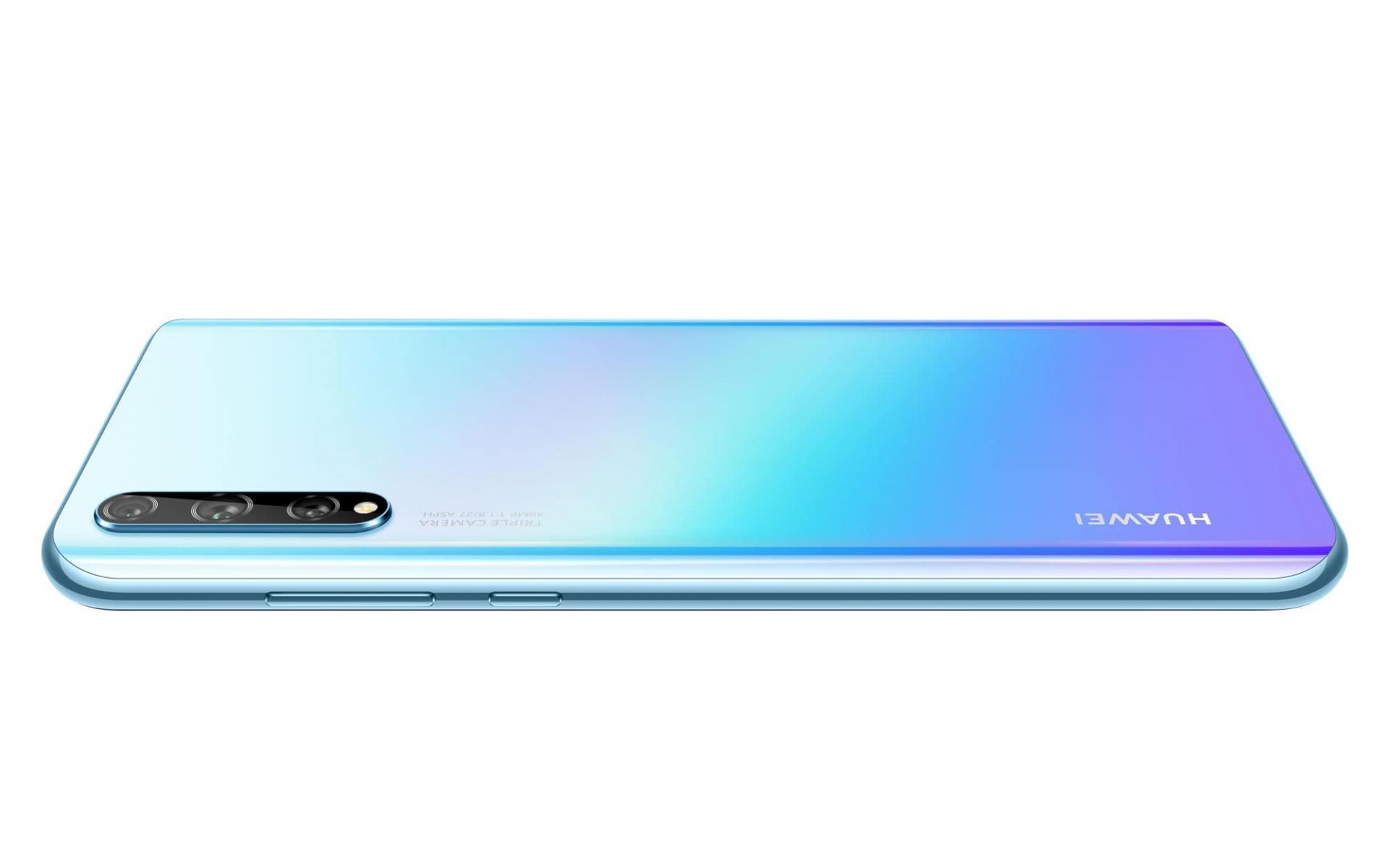Новичок Huawei Y8P — нуженли такой смартфон рынку?