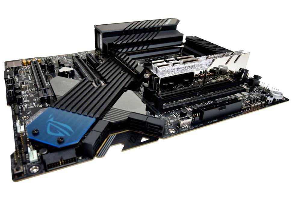 ОЗУ G.Skill DDR4 разогнали до6665,4 Мгц — новый мировой рекорд