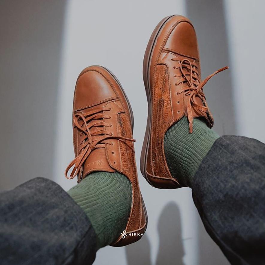 Предприниматель изготавливает ботинки изкуриной кожи ипродает ихзахорошую сумму
