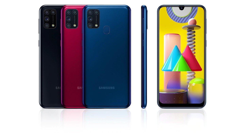Samsung Galaxy M31 — новинка всреднебюджетном сегменте