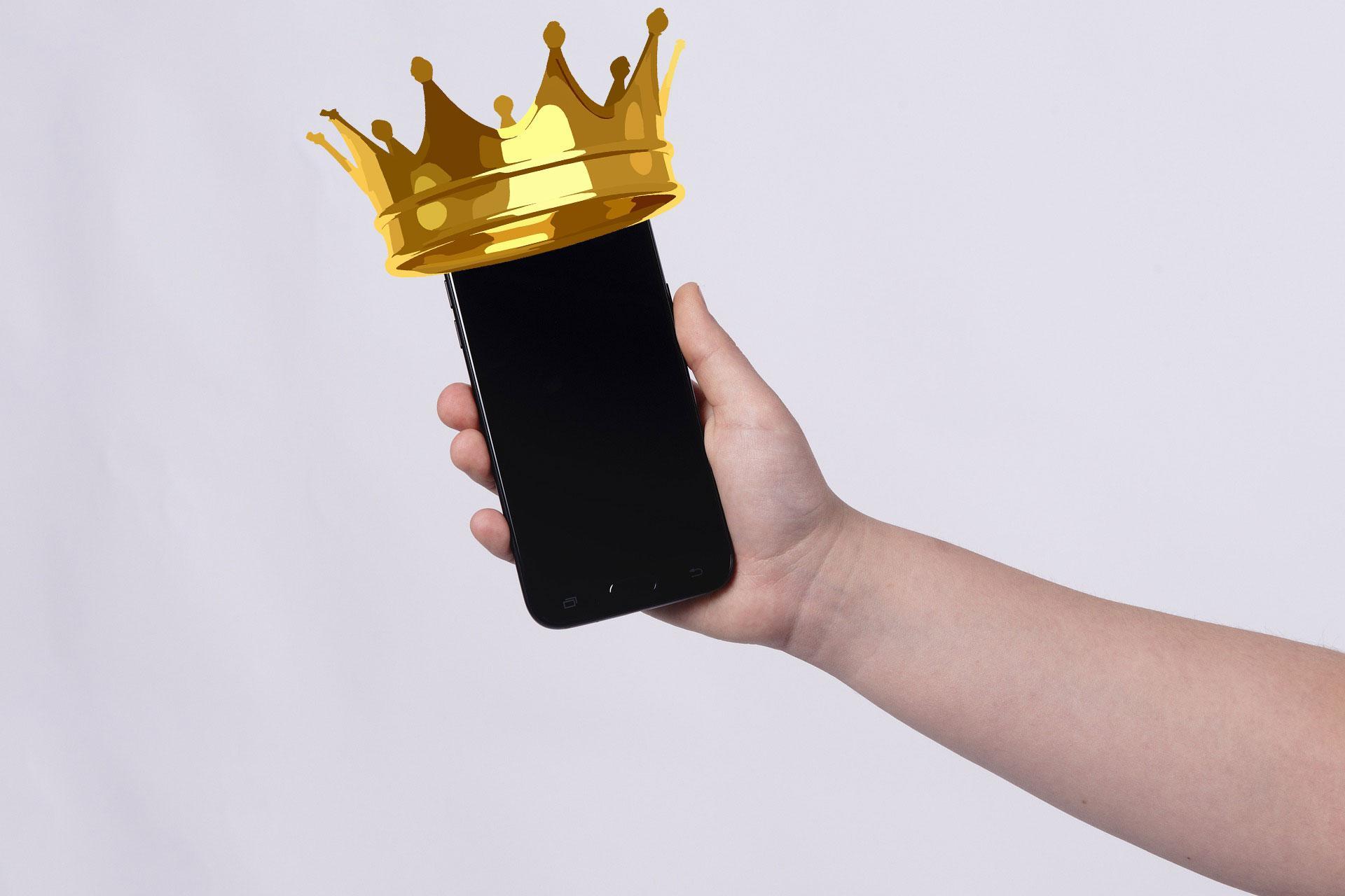 Самые мощные 10 смартфонов апреля