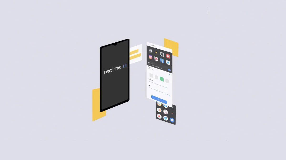 Список смартфонов realme, которыедолжны получить realme UI2.0 иAndroid 11