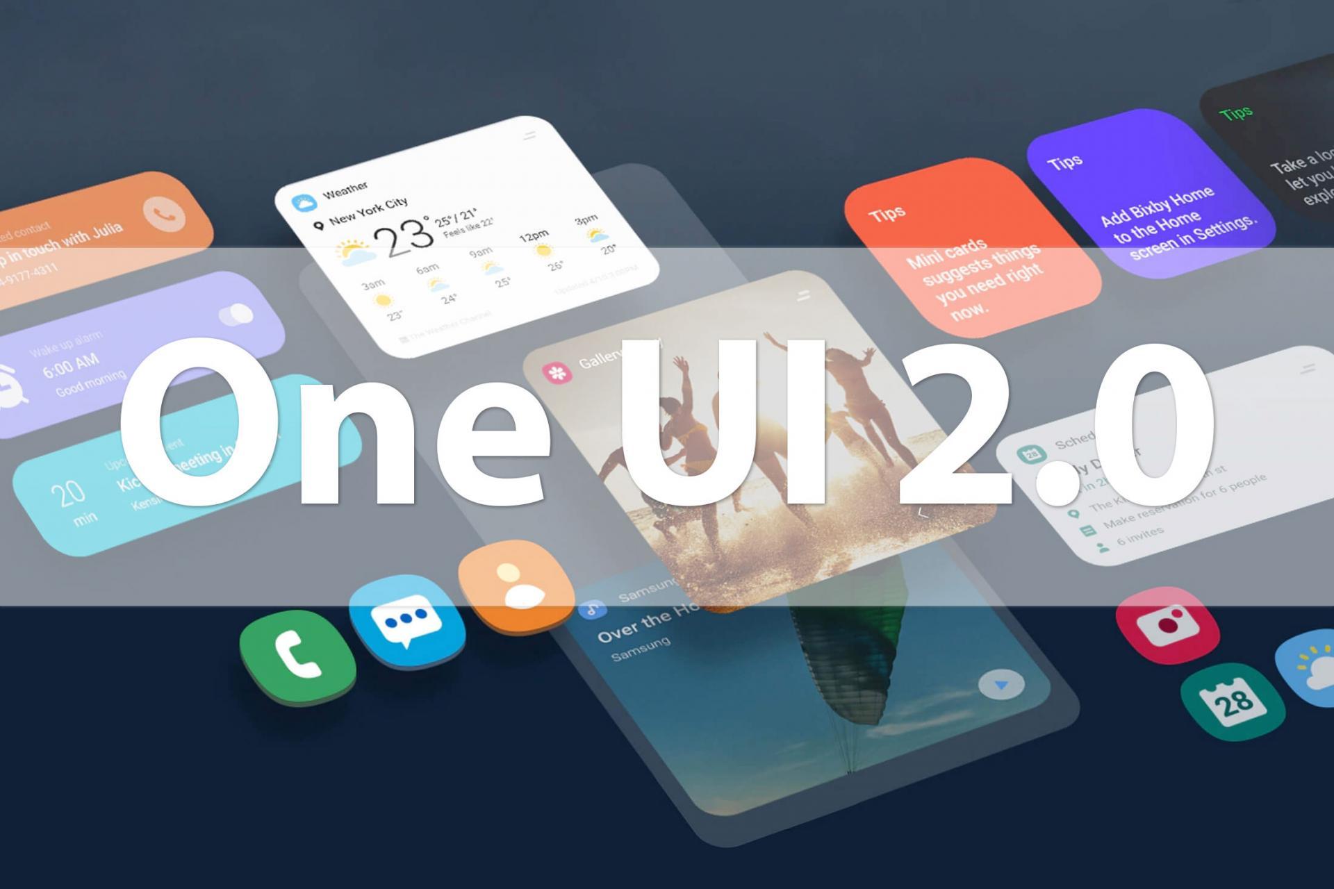 Сверяемся: какие смартфоны Samsung уже обновились доOne UI2.0