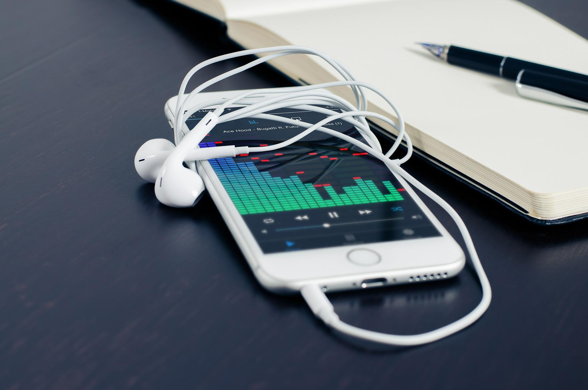 8 лучших приложений музыкальных плееров на Android