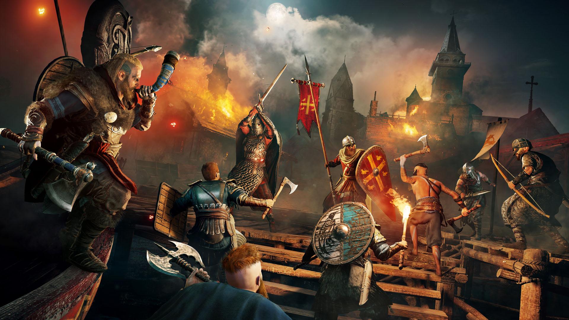 Критики оценили Assassin's Creed Valhalla