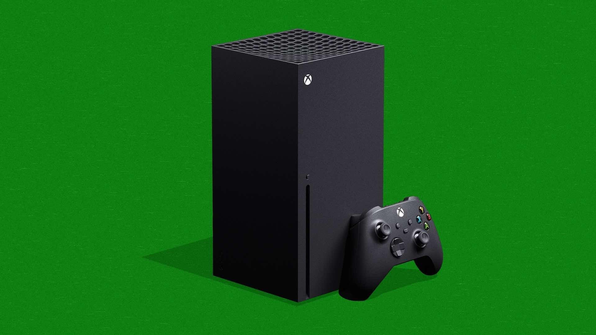 Новая эра консолей. Стартовали продажи Xbox Series X/S