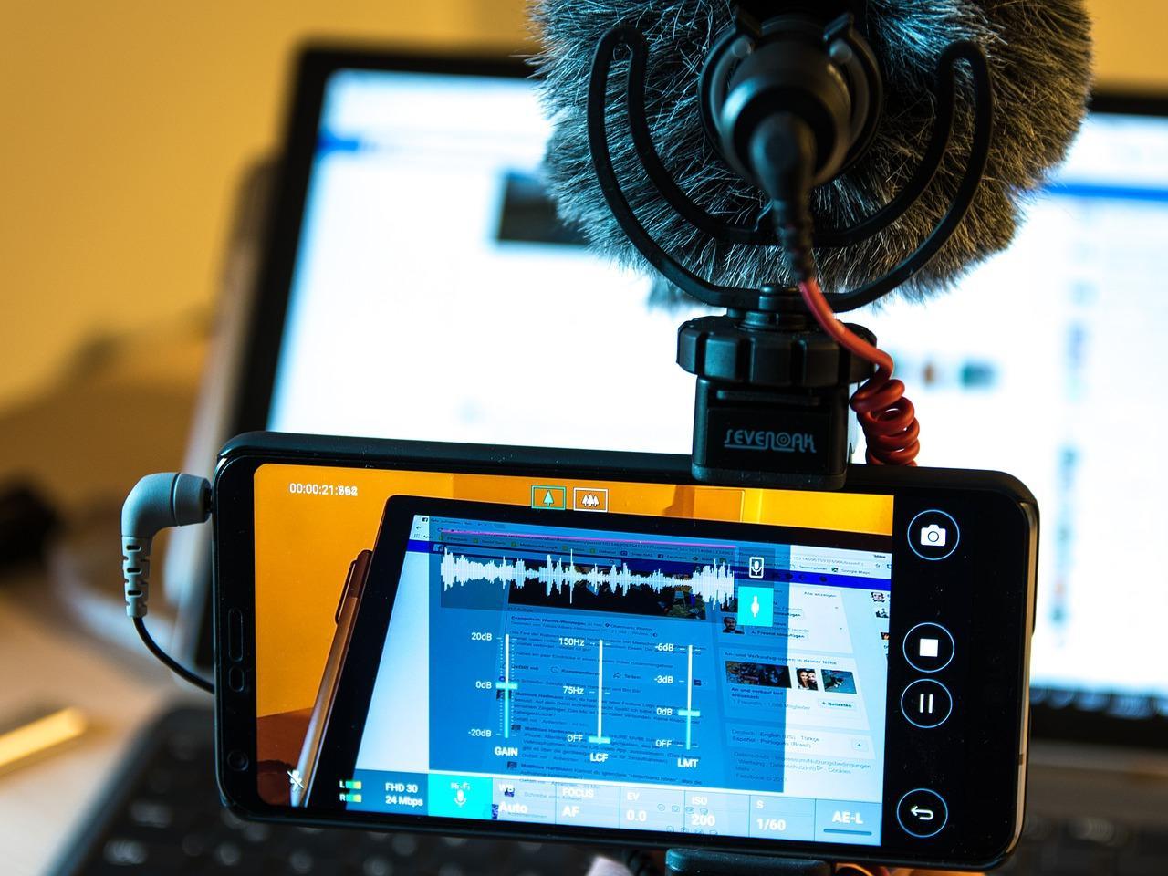 Подборка лучших приложений на Android для записи экрана с аудио