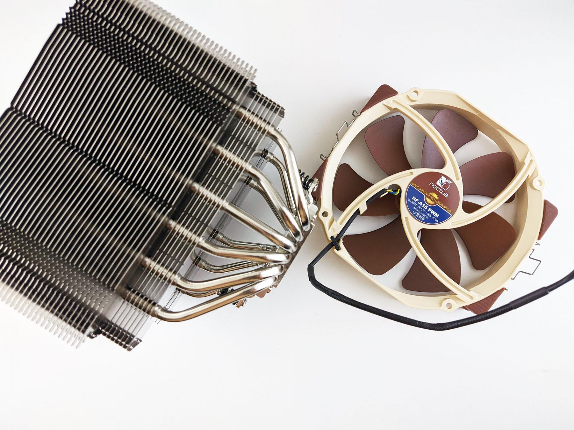 Тест-драйв кулера для процессора Noctua NH-D15S