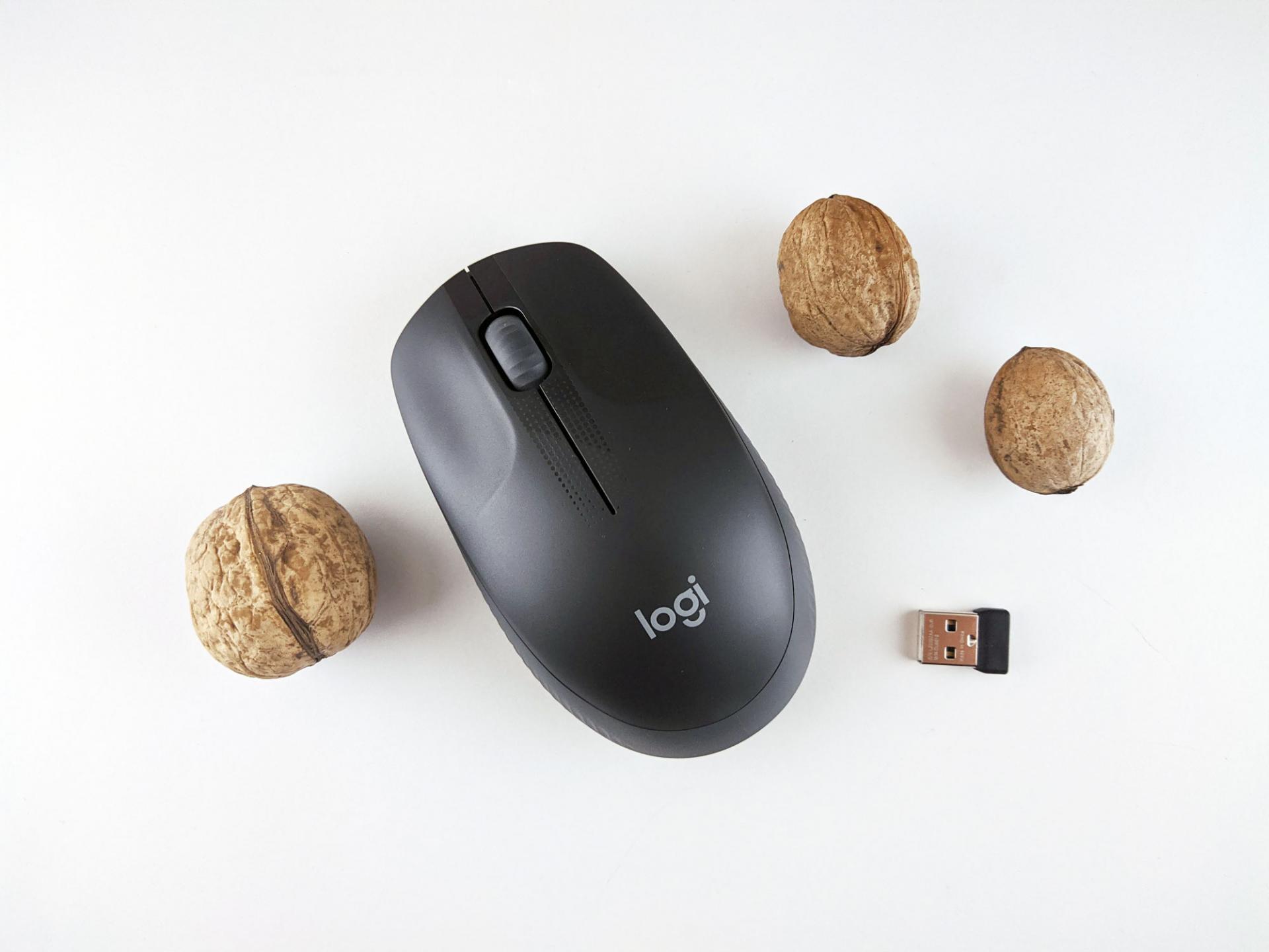 Тест-драйв мыши Logitech M190