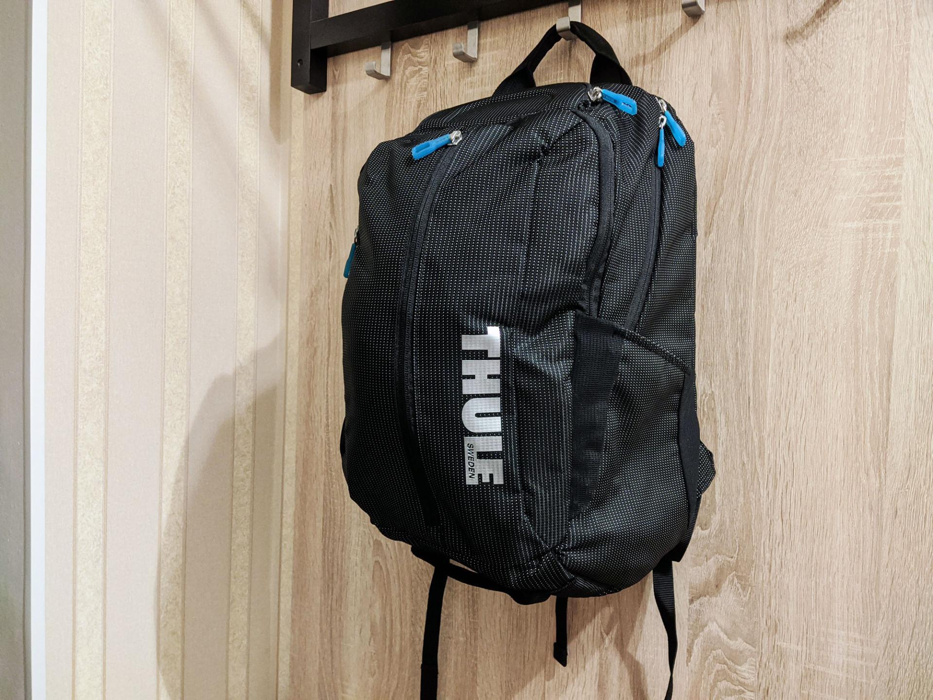 Тест-драйв рюкзака THULE Crossover Backpack 25L