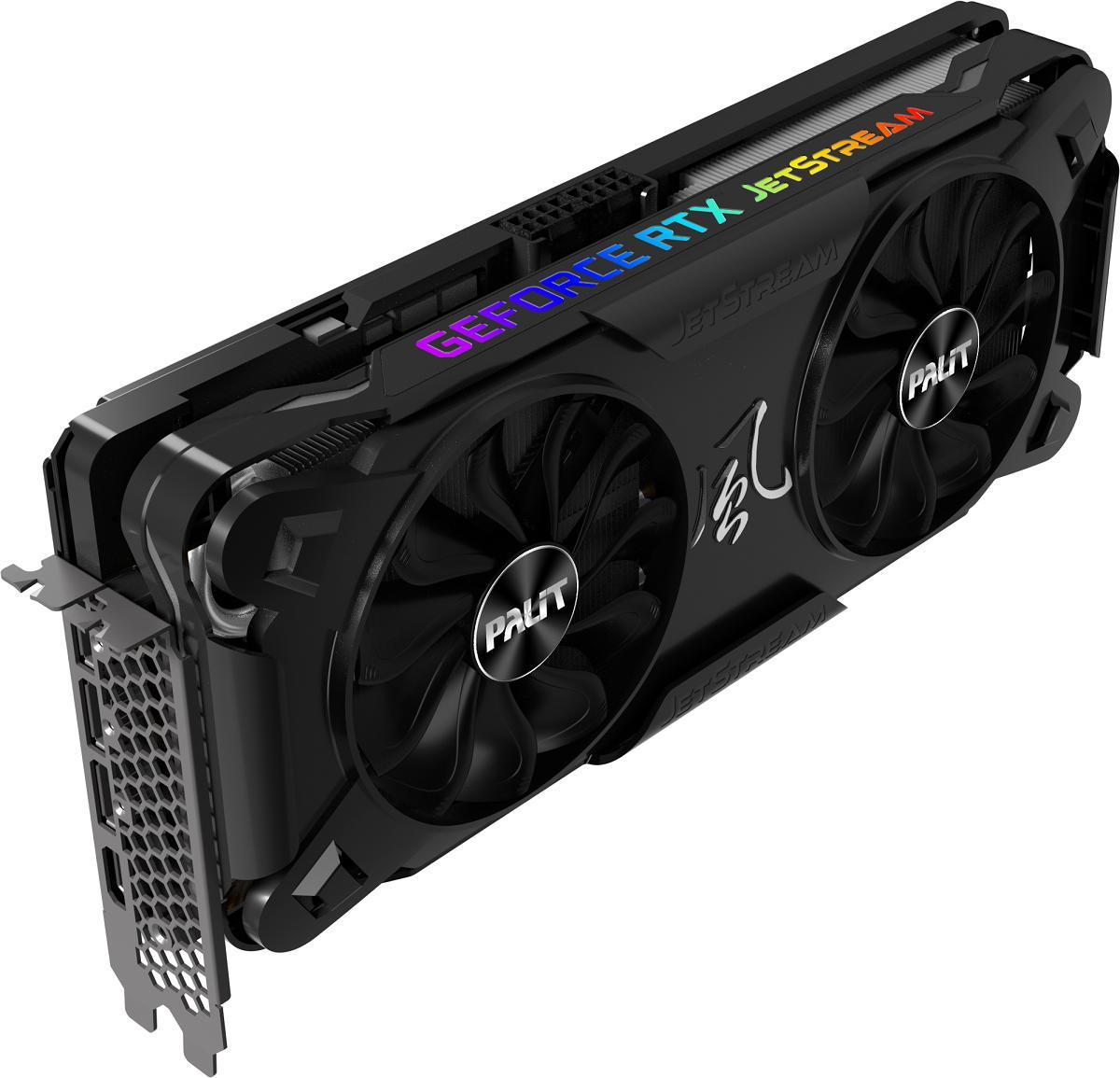 УPalit появились видеокарты GeForce RTX 3070