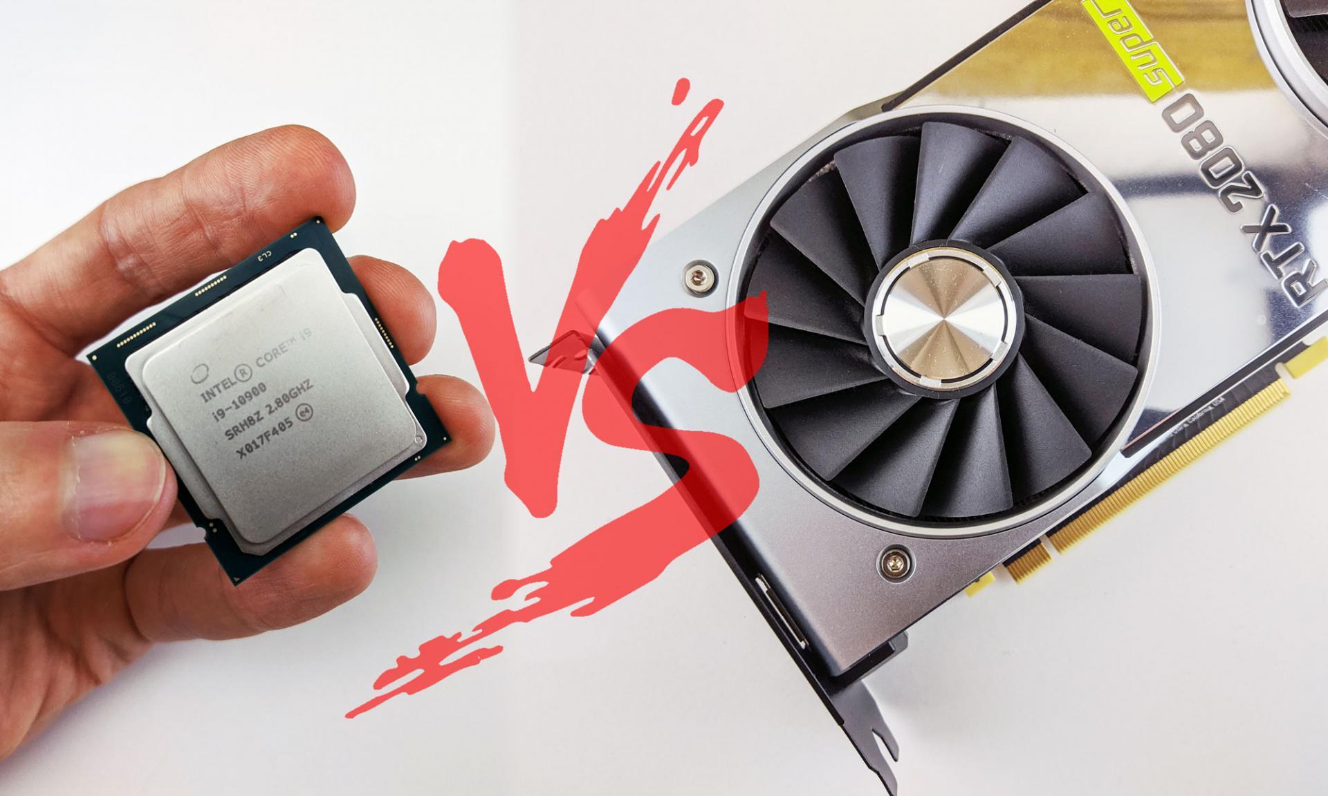 Что сильнее ускорит игры: новый процессор или видеокарта? Проверяем
