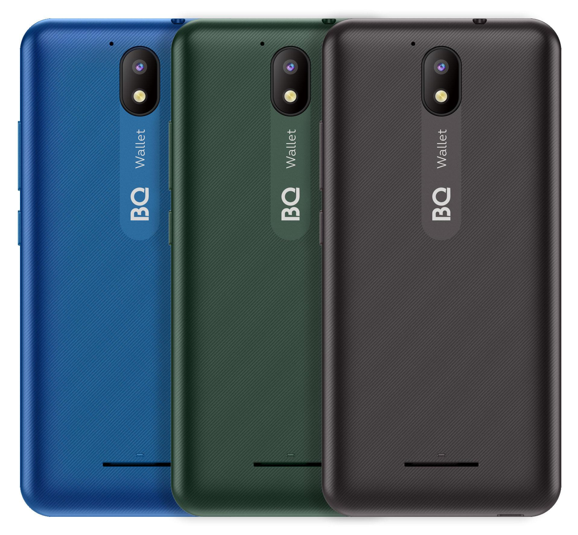 Если нужен очень дешёвый смартфон: BQпоказала BQ5045L Wallet