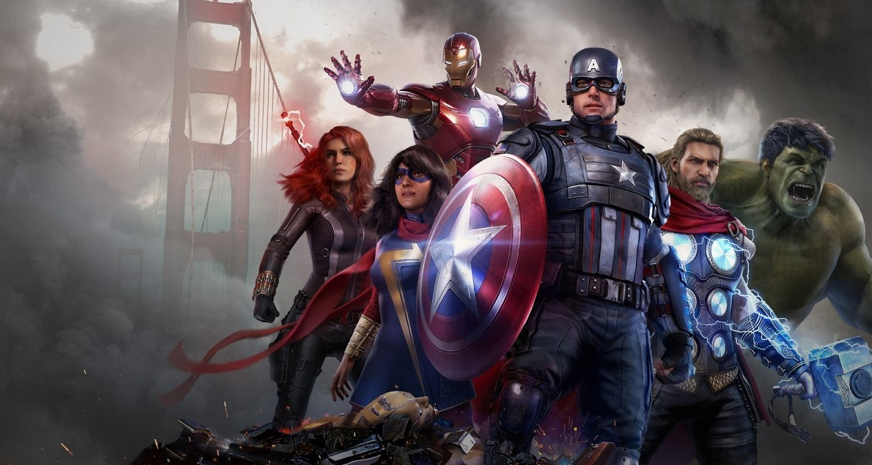Хакеры взломали игру Marvel's Avengers