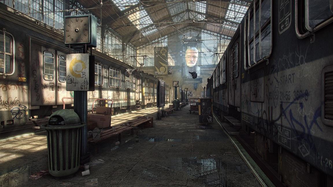 Художник воссоздал локации оригинальной Half Life 2 на движке Unreal Engine 4