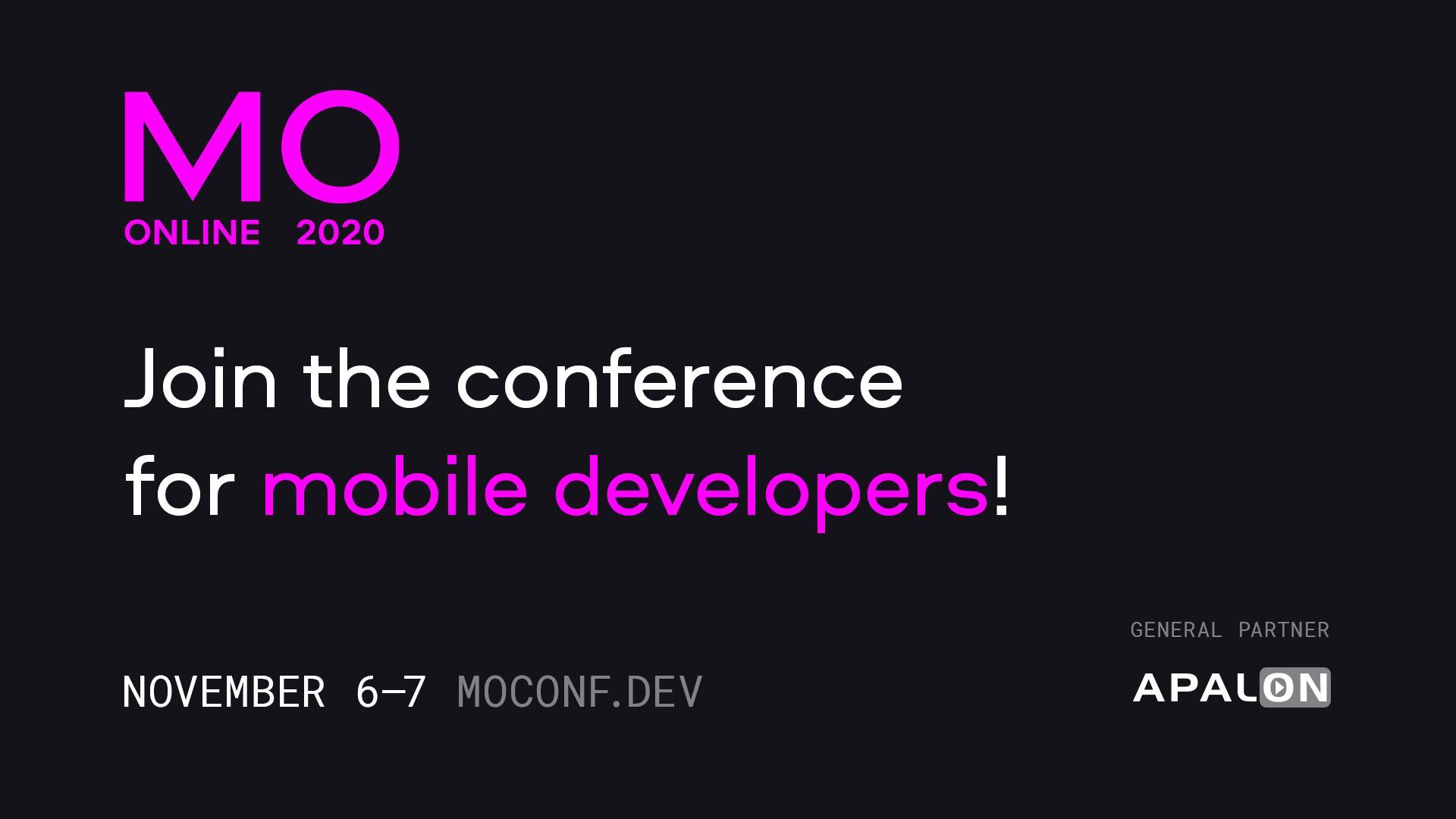 Конференция MobileOptimised уже близко!