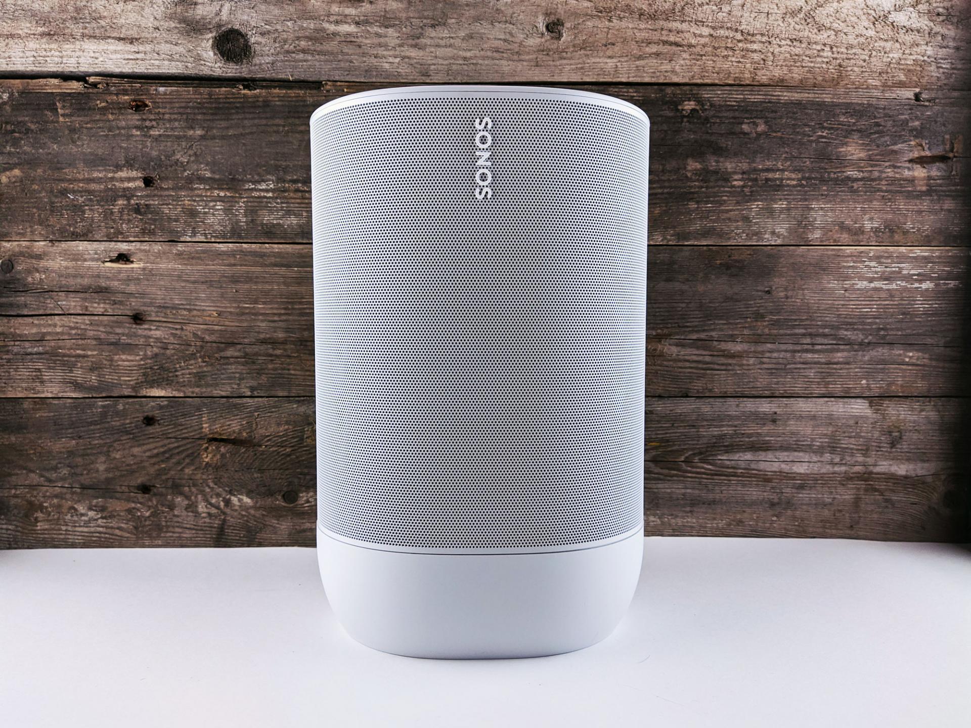 Обзор колонки Sonos Move – премиальный звук через Bluetooth