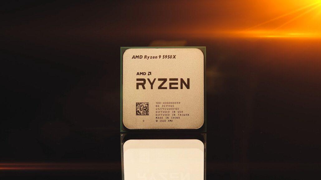 Процессор AMD Ryzen 9 5950X разогнали до6 ГГц. Впечатляют одноядерные тесты