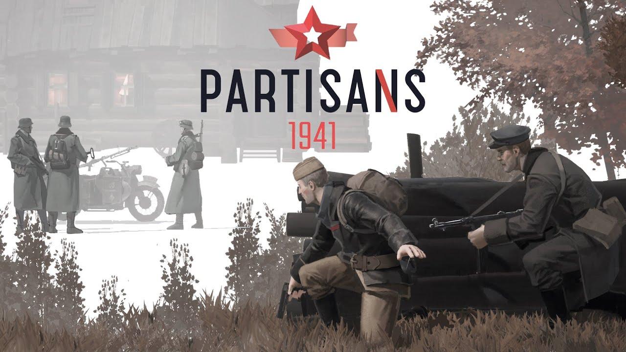 Состоялся релиз российской тактической игры Partisans 1941
