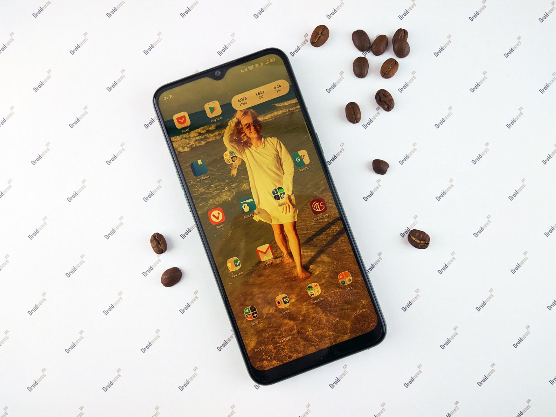 Тест-драйв смартфона Realme 6i 4/128GB