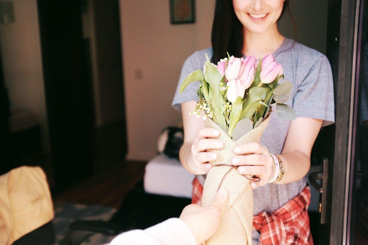 Доставка цветов — гарант ваших крепких отношений