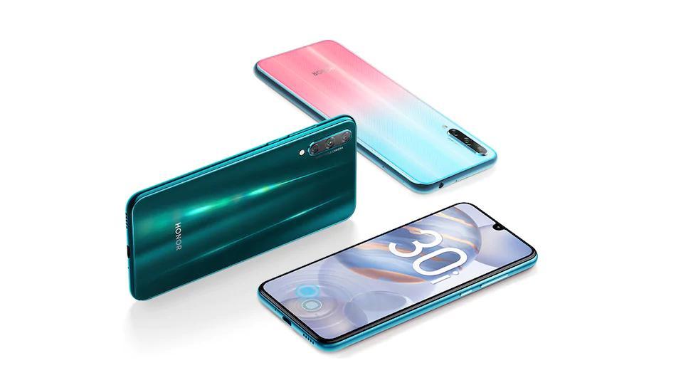 Honor 30i подозрительно похож настарые модели Huawei иHonor. Дебютирует вРоссии