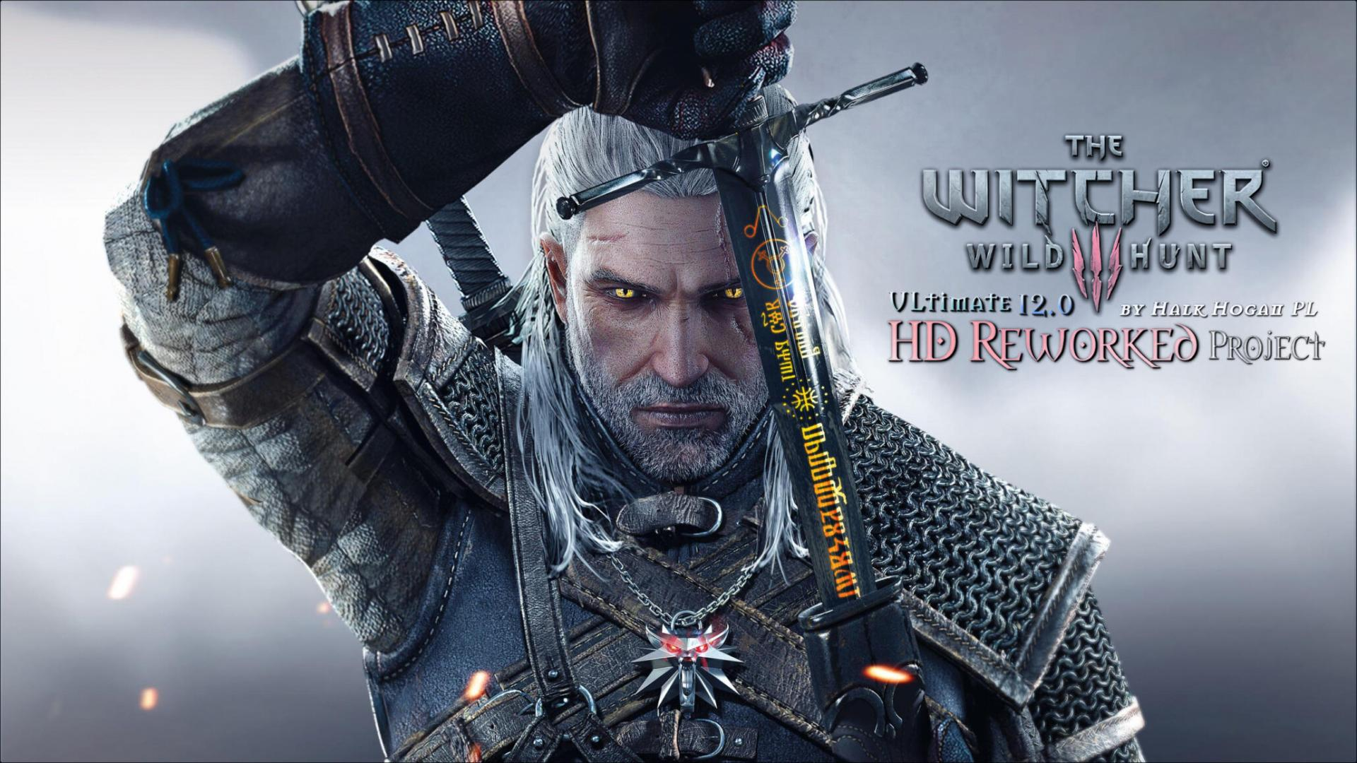 Игра «Ведьмак 3» версии 12.0, мод HD Reworked доступна для скачивания; выпущен новый сравнительный трейлер