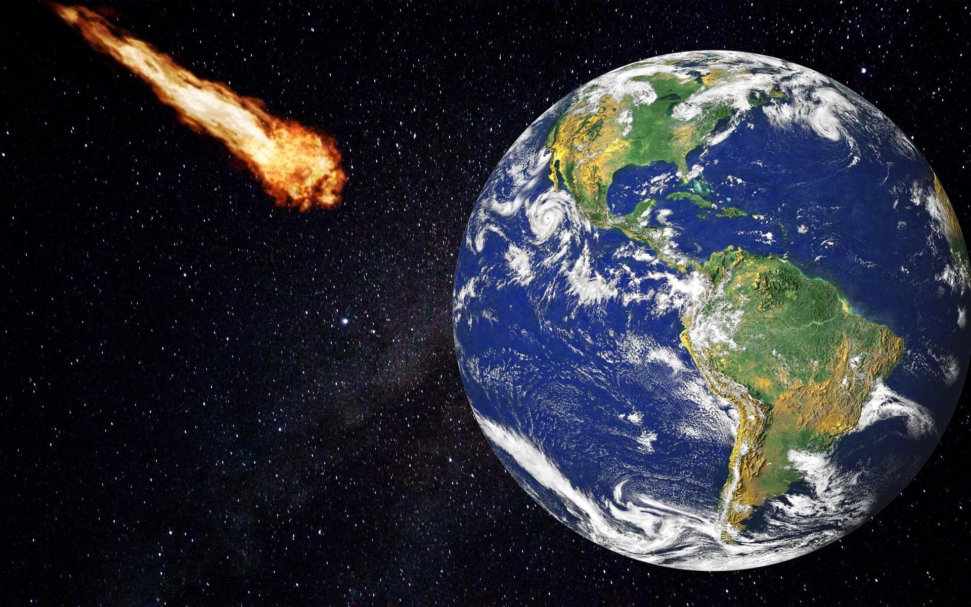 КЗемле движется астероид, ноученые успокаивают: причин для паники нет