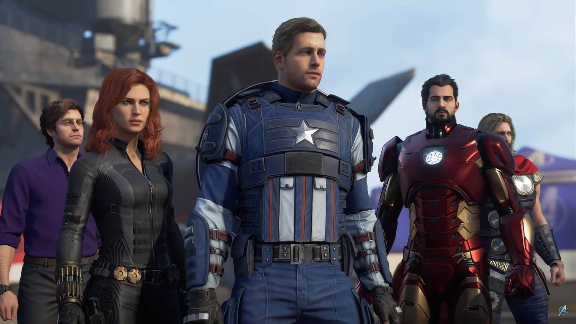 Мстители провалились. Замесяц Marvel's Avengers потеряла 90% игроков вSteam