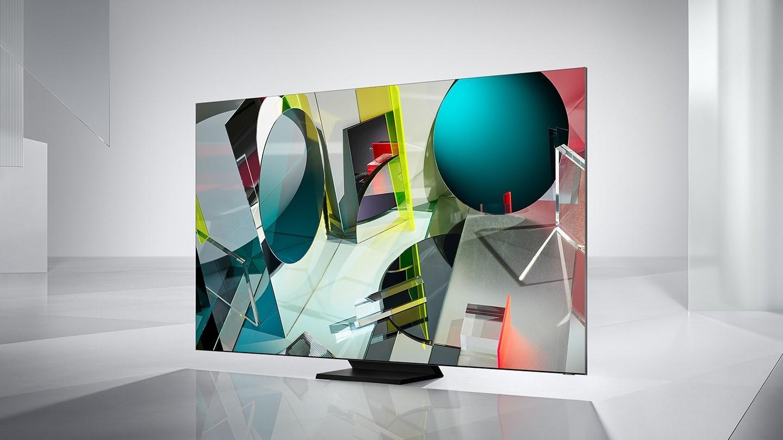 Новые телевизоры 8K QLED пополнили линейку моделейSamsung