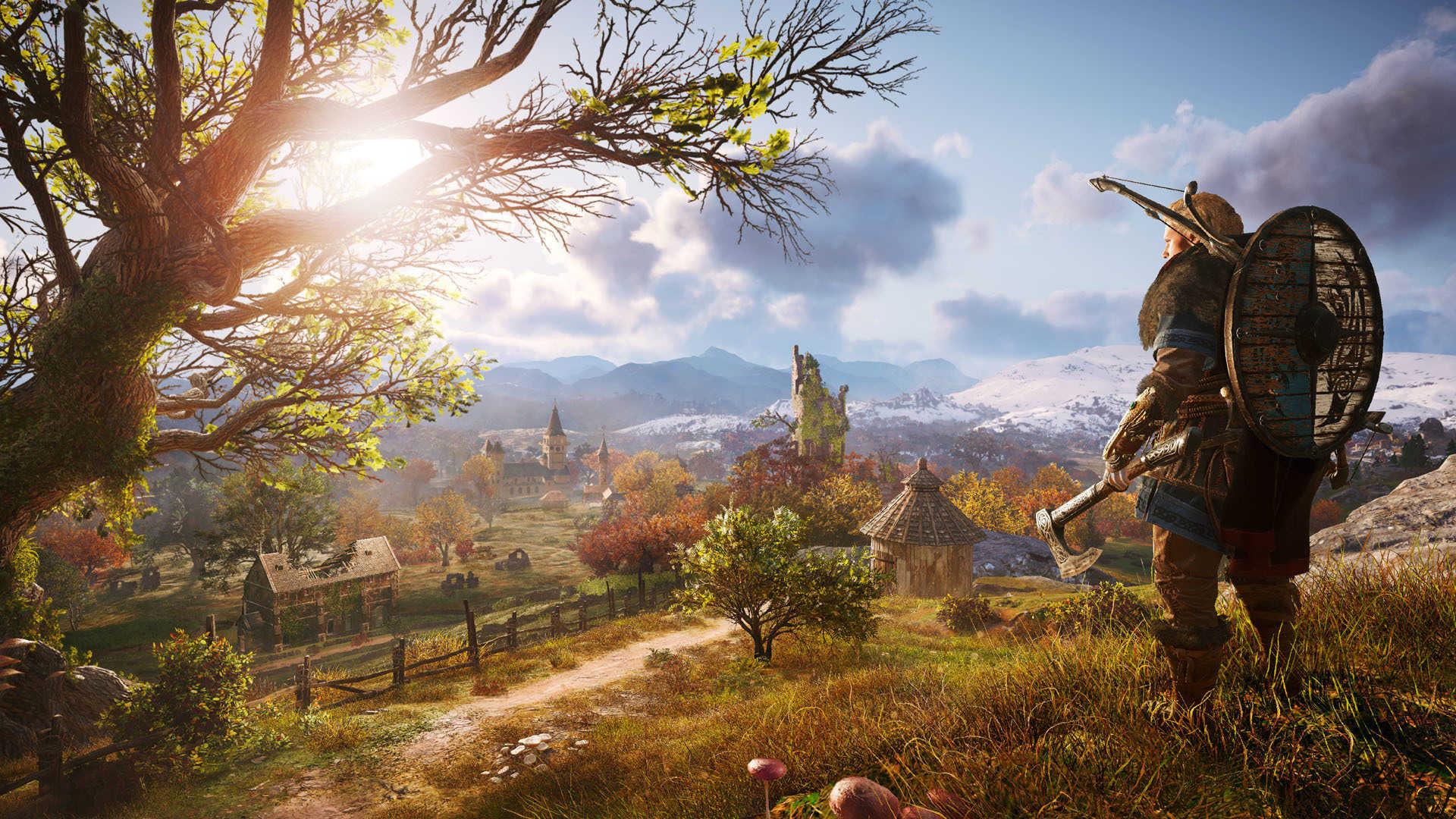 Новый сюжетный трейлер Assassin's Creed: Valhalla