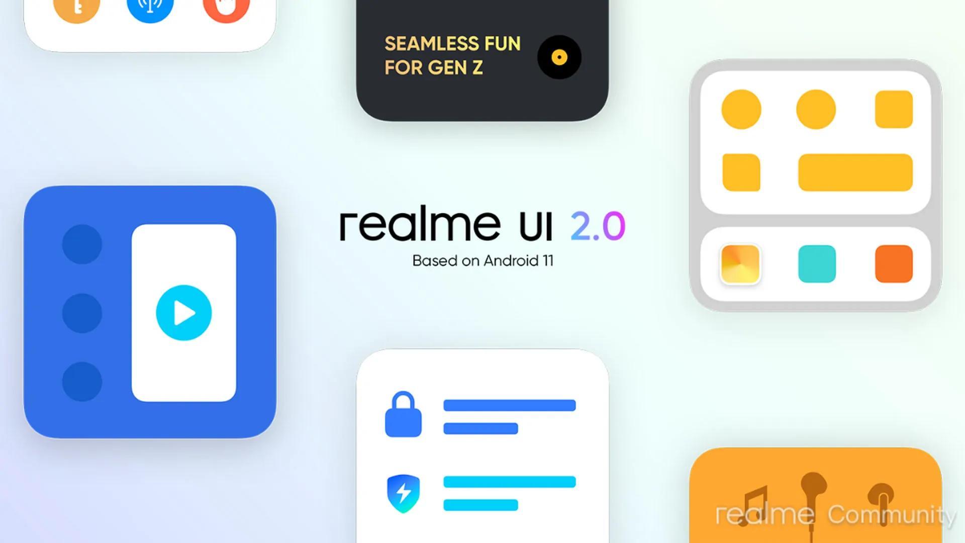 Обновление realme UI2.0: особенности иподдерживаемые устройства