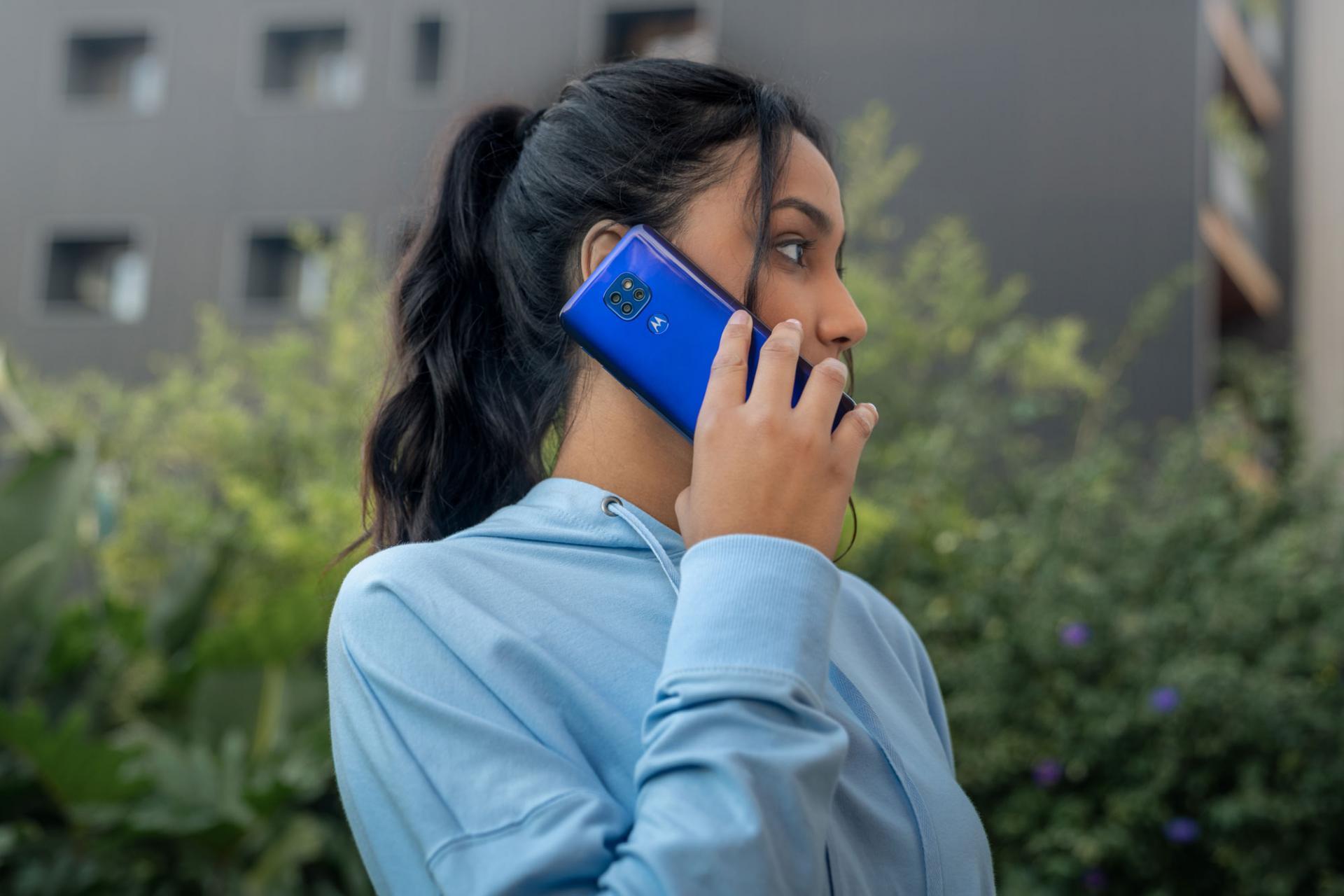 Очень добротная Motorola за10990 рублей — Moto G9 Play