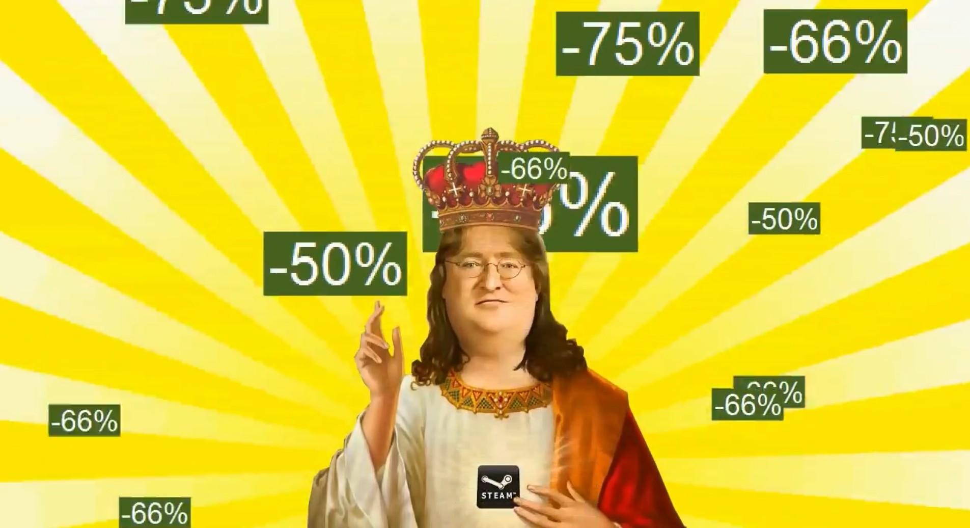 Всеть слили даты крупнейших распродаж вSteam