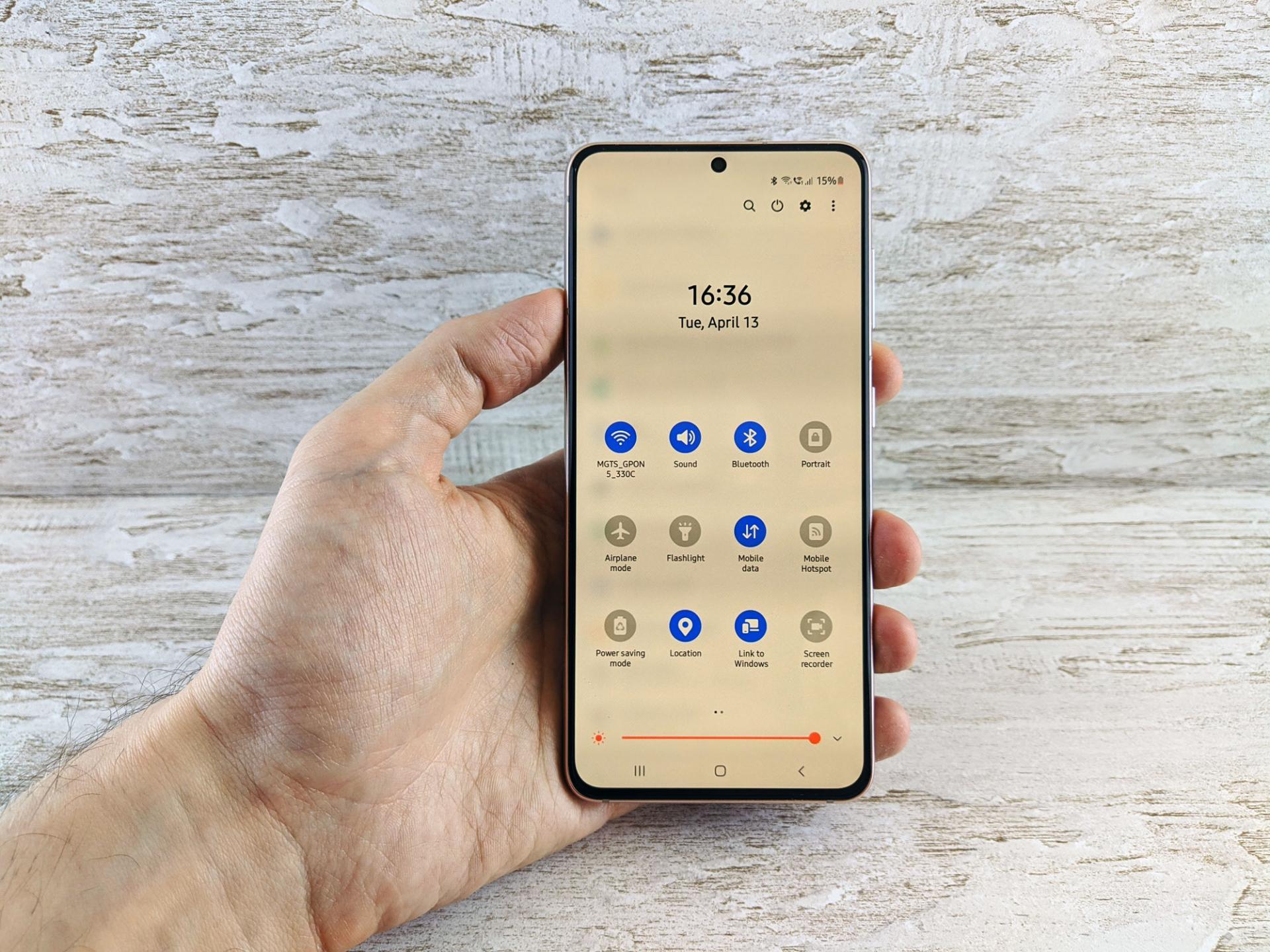 15 крутых особенностей Samsung One UI3.1