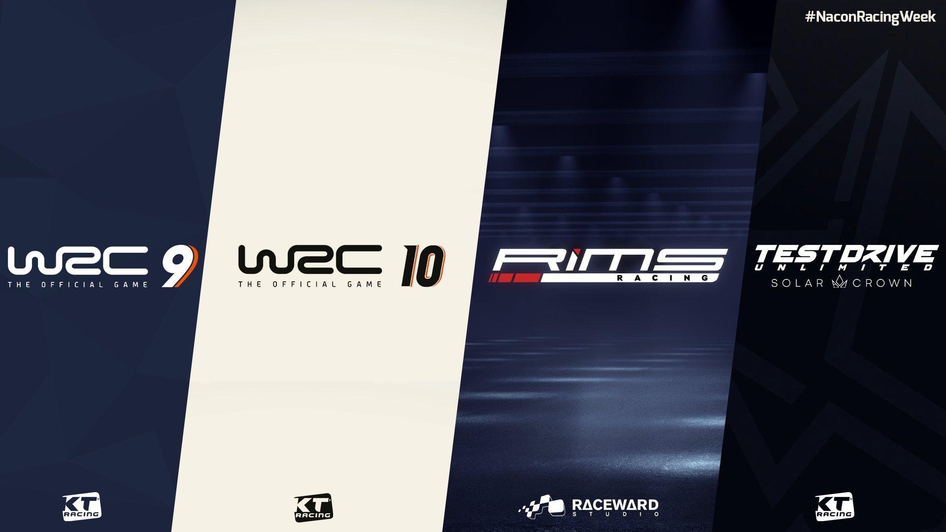 Nacon готовит сразу 4 гоночные игры. Среди них новая Test Drive Unlimited