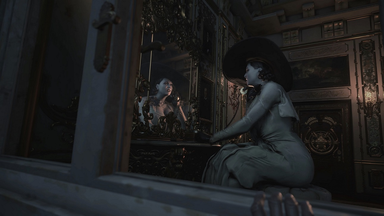 Новый геймплейный трейлер Resident Evil: Village на PS4 Pro