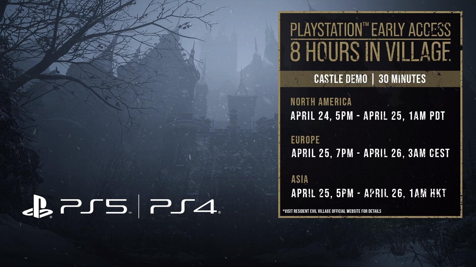 Новый трейлер Resident Evil Village санонсом второй демоверсии